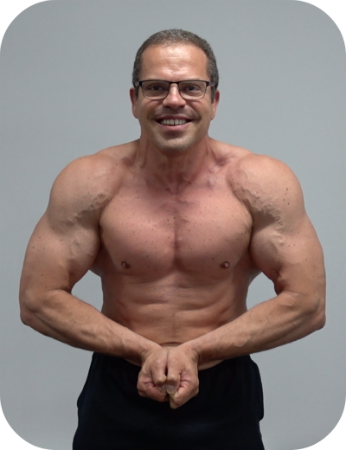 Lee Hayward - Your Over 40 Muscle Building Coach
