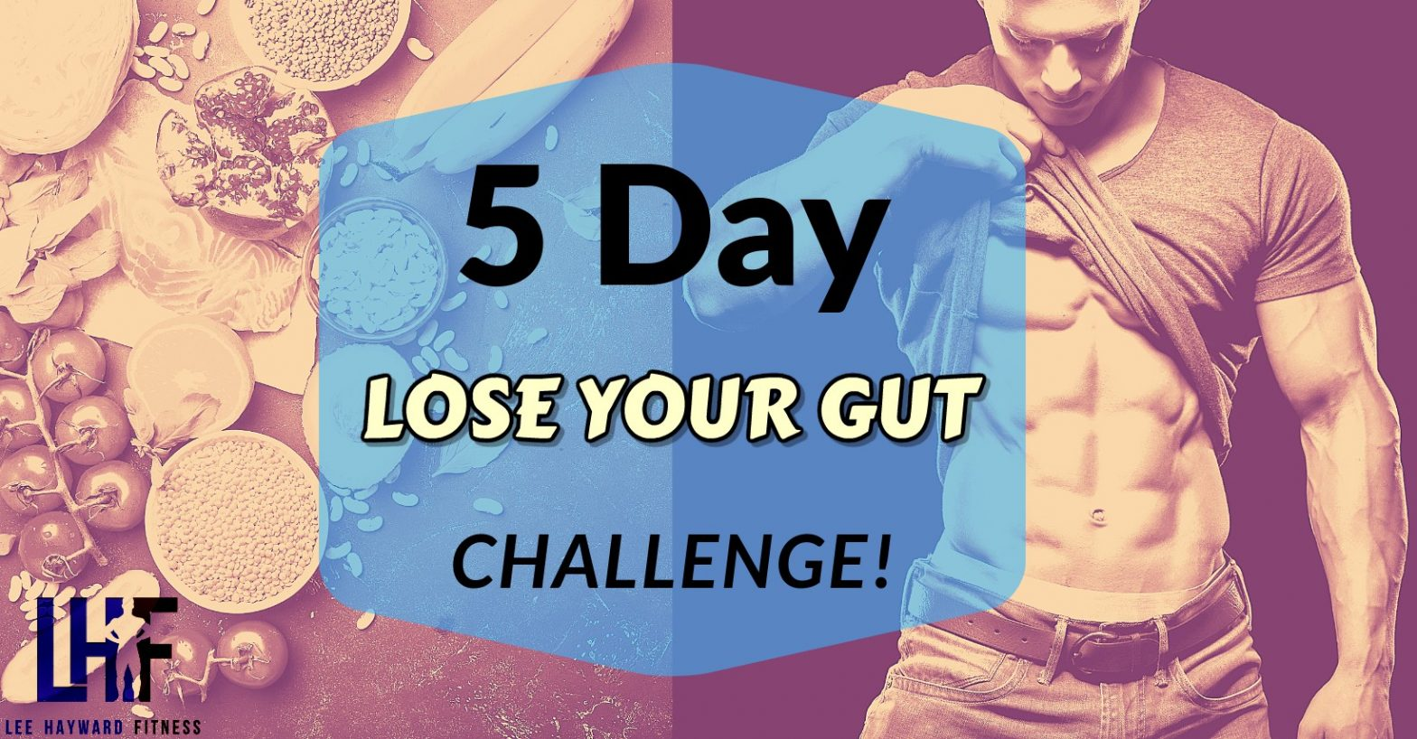 5 Day Lose Your Gut Challenge