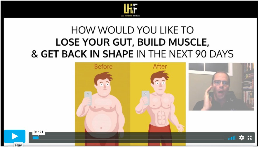How To Lose Your Gut and Build Muscle